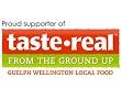 Taste Real (RGB) tagline